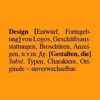 Definition Design
