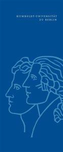Roll-Up-Banner für die Humboldt Universität zu Berlin